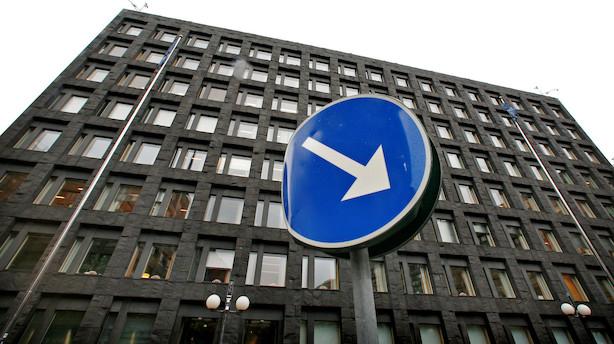 Sverige bevæger sig væk fra negative renter