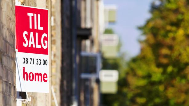 Danske Bank: Husprisstigninger kommer ned i gear