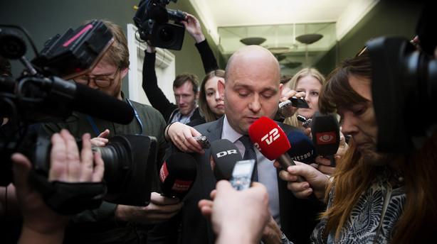 Konservative klar til at gå sammen med rød blok og vælte miljøminister
