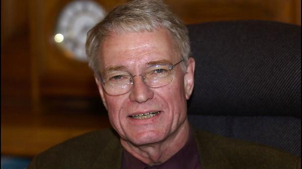 Politisk veteran og patienternes talerør er død