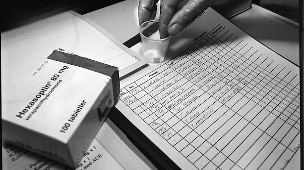 Sygehuse sender stadig patientjournaler på papir med posten