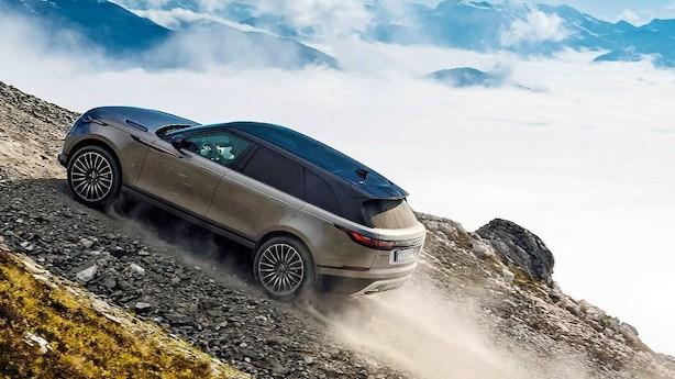 Mens vi venter på lavere afgifter: Her er den nye Range Rover