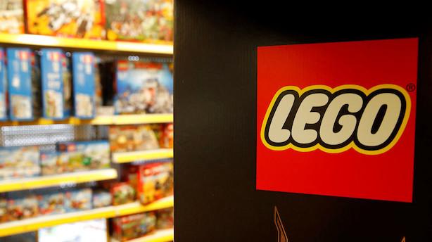 Det skriver medierne: Lego er Danmarks stærkeste brand