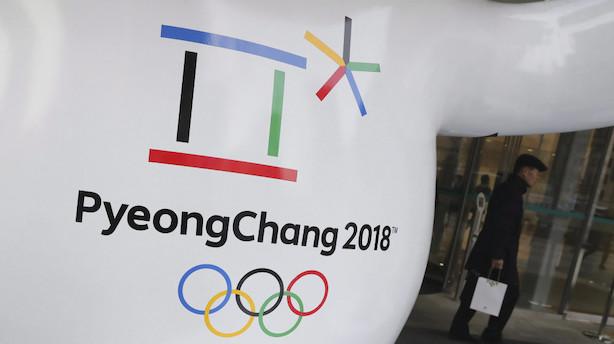 Nordkorea overvejer et fælles OL-ishockeyhold med Sydkorea