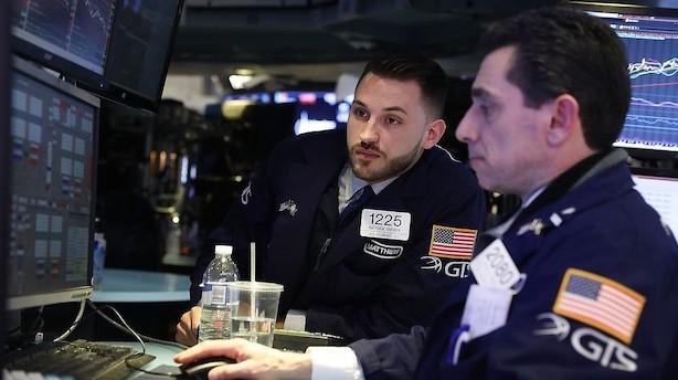 Aktie-status: Beskeden positiv åbning op til USA-tal