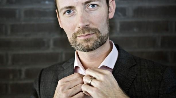 Forgyldt Nets-chef skifter til toppost i hurtigvoksende kryptovalutafirma