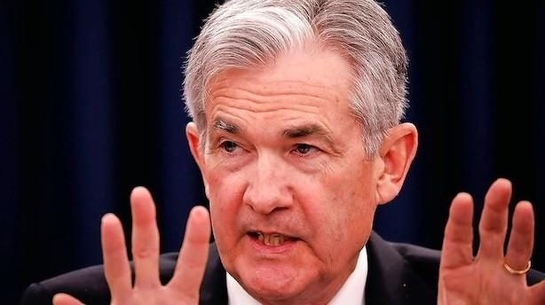 USA løfter renten igen - og varsler fire rentehug i år