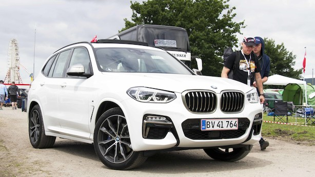 Høj BMW er perfekt til 1500 km i ét hug