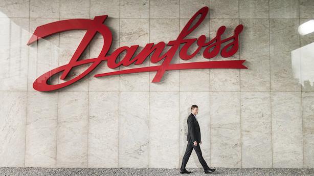 Danfoss satser 1 mia kr på investeringer: Har en stribe start-ups i kikkerten