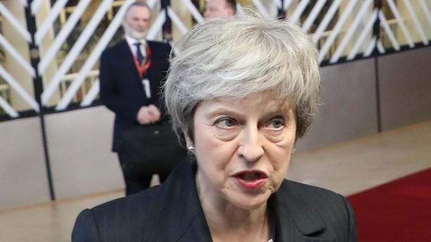 Theresa May vil kæmpe videre for garantier efter afvisninger fra EU