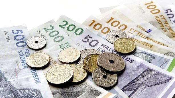 Rigsrevisionen: Private bør opkræve danskernes gæld