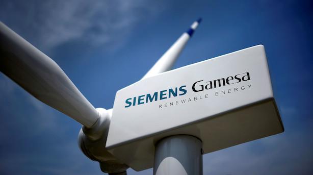 """Vattenfall vælger Siemens Gamesa: """"En meget vigtig udvikling"""""""