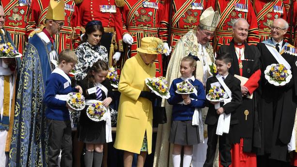 Dronning Elizabeth fejrer 93-årsdag med en række rekorder