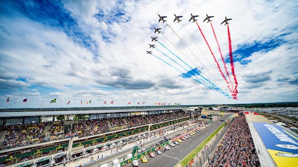 Rekord på Le Mans: 10 danske kørere melder klar til start