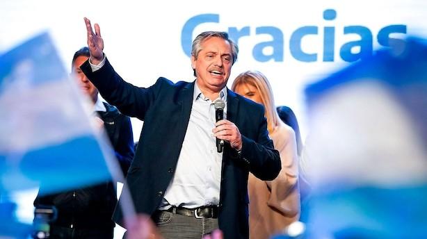 Argentina oplevede mandag klodens næststørste aktiefald i 70 år: Her er top fem