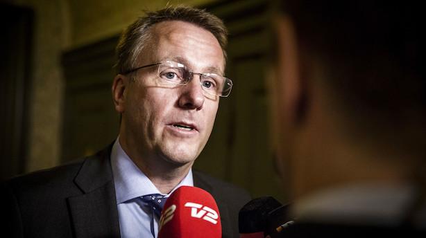 Danskernes skattegæld eksploderer: Nu overvejer Bødskov at udskyde forældelsesfrist