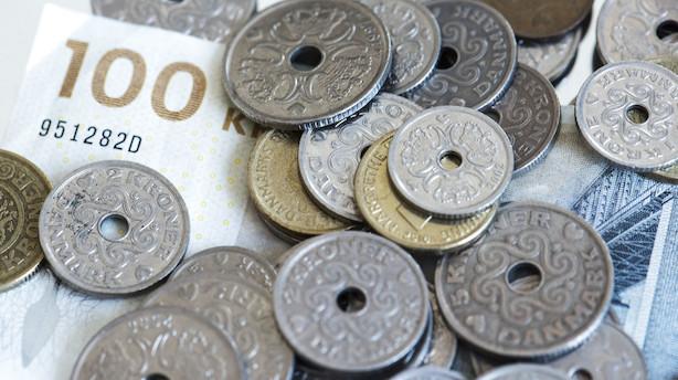 Banker: Kronen er rekord-svag og Nationalbanken ser passivt til