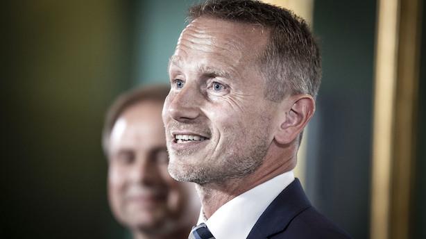 """Kristian Jensen om ny kæmpe revision af væksttallene: """"Det bliver sværere og sværere at bruge bnp-tallene"""""""