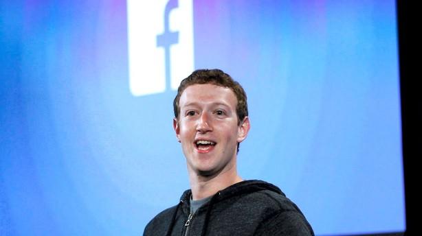 Facebook-regnskab var en gedigen overraskelse