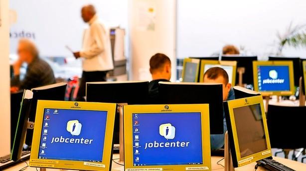 Arbejdsløsheden dykker - men farer lurer forude