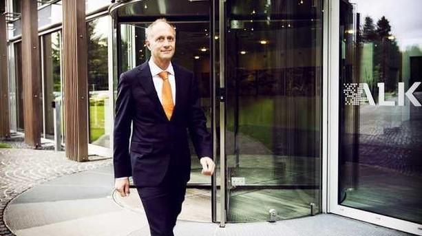 Formand: Ny topchef i ALK-Abelló skal sikre globalt fodfæste