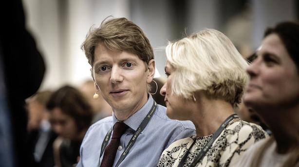 A.P. Møller Holding laver ny kapitalfond: Tidligere Mærsk-chef i spidsen