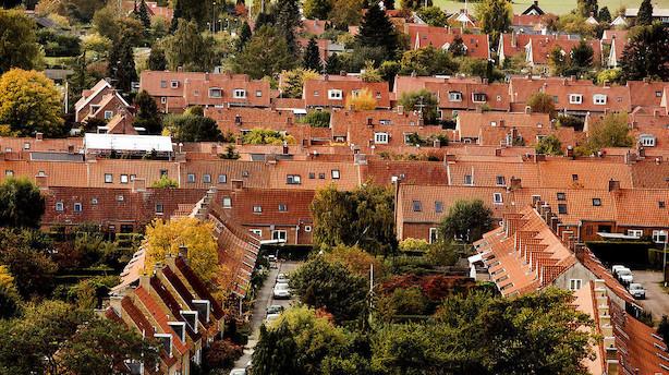 Huse i yderområder er blevet mere værd i 2017