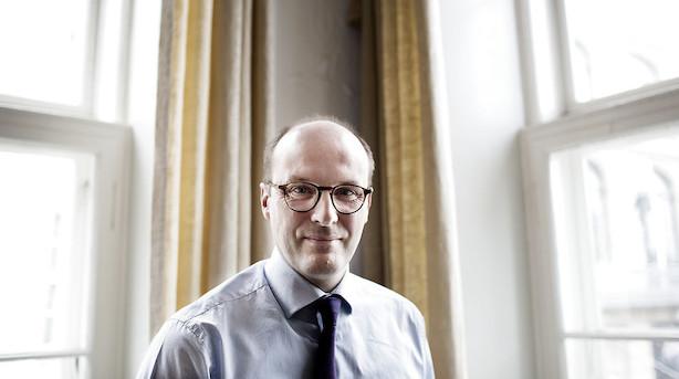 Centralt direktionsmedlem i Danske Bank siger farvel efter hvidvasksag