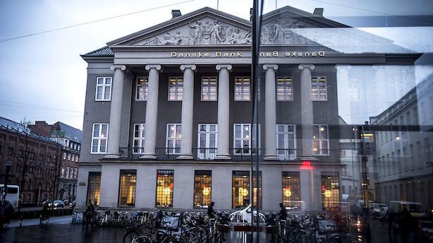 Kepler reducerer Danske Bank-kursmål med 20 pct og sænker anbefaling