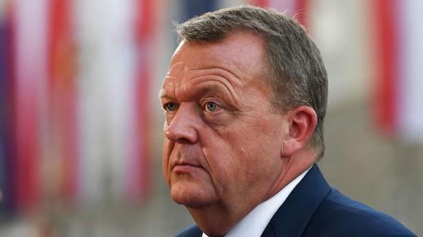 Løkke: Flere konsekvenser kan vente for Danske Bank