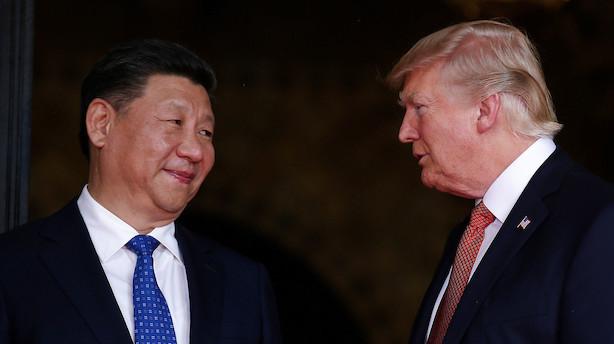 """Kina kræver et miljø med gensidig respekt for at genoptage forhandlinger med USA: """"Kan ikke ske under truslen om toldsatser"""""""