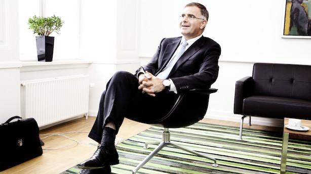 Genmab-topchef ser kæmpe indflydelse fra studie på selskabet