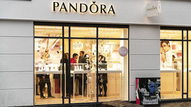 Aktier: Recessionsfrygt sendte Pandora og Ambu ned