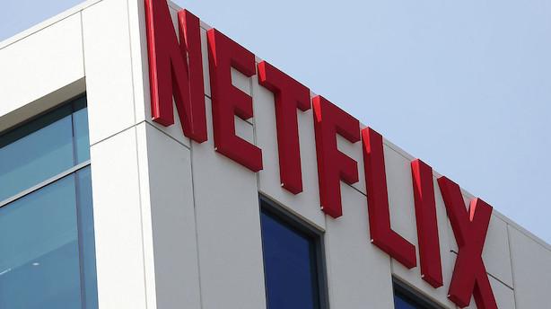 Netflix skuffer med forventningerne til kundevæksten