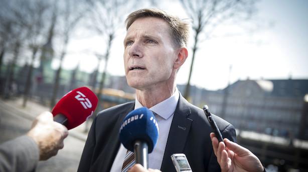 Thulesen: Mette F styrer mod syltekrukke eller forligsbrud med slørede pensionsdrømme