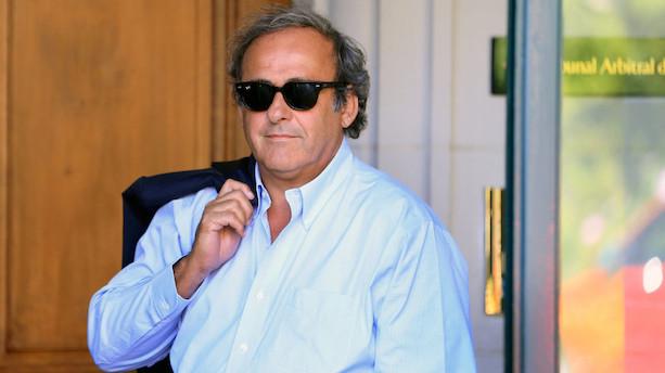 Fransk politi anholder Platini i Qatar-efterforskning