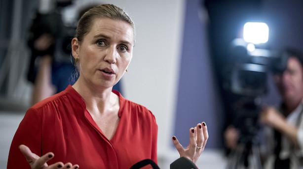 Morgenbriefing: Danmark får en S-regering, gigantisk nordisk børsnotering på vej