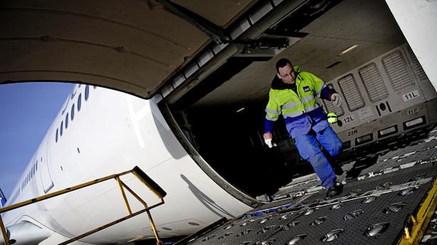 Forsinkelser for anden dag i træk: Bagageansatte nedlægger arbejdet i Kastrup