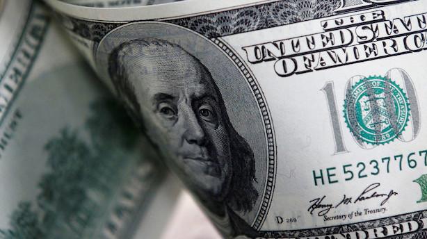 Valuta: Bred opbakning til dollar dagen inden rentenyt fra Fed
