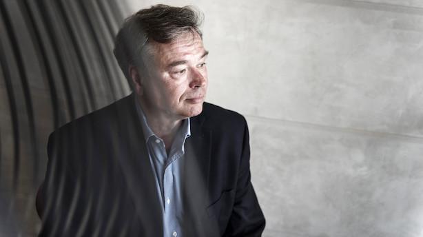 Peder Holk Nielsen stopper som topchef i Novozymes