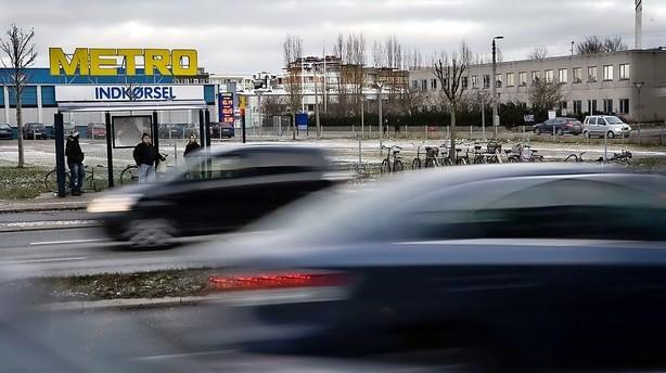 Metro Group lukker alle fem varehuse i Danmark