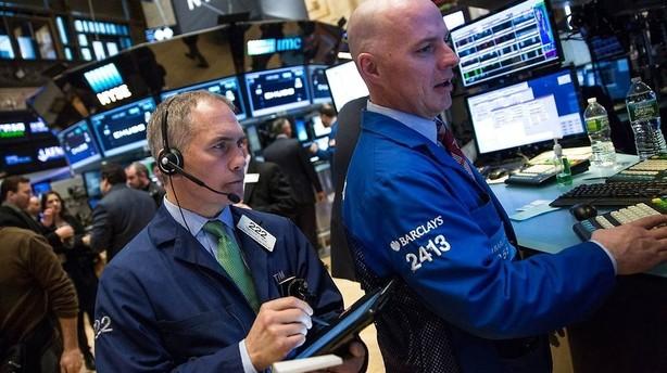 USA: Flot comeback fra store aktietab i de sene handelstimer