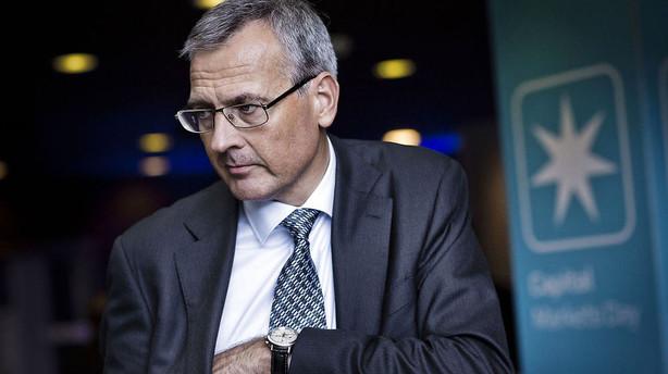 Topchef i Mærsk bliver ny bestyrelsesformand for Kina-forum