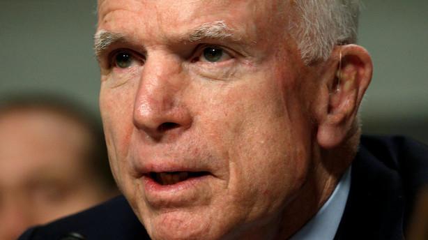 Senatet udskyder afstemning om Obamacare-erstatning