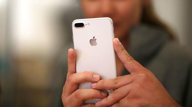 FAKTA: Her er 10 års iPhone-historie
