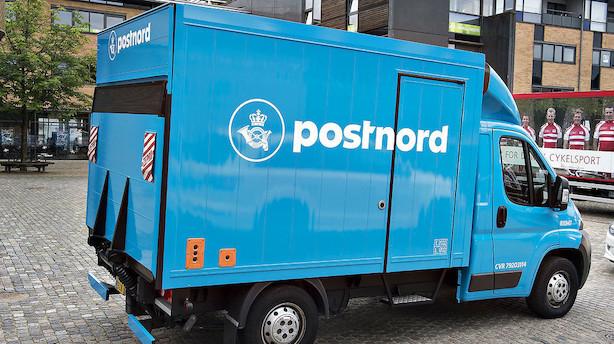 Det skriver medierne: Storkunder klar til at fyre Postnord