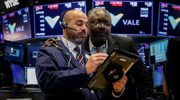 """""""Tror jeg, at aktiekurserne er latterligt overvurderede? Absolut ikke"""""""
