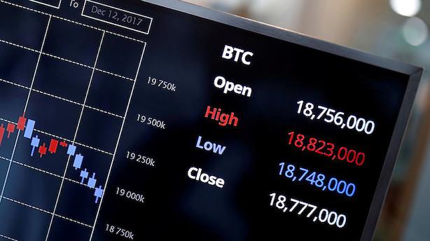 It-gigant med is i maven: 4000 ansatte får løn i bitcoins fra næste år