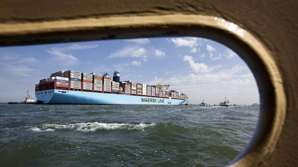 Analytiker: Markedet fortsætter med at stikke af fra Mærsk