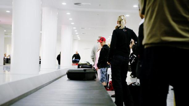 Færre mellemlandinger sænker passagertallet i København